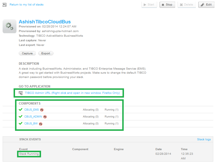 how to learn tibco admin