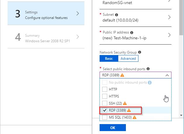Compromising a Azure Windows 2008 R2 SP1 VM | Ashish Gupta